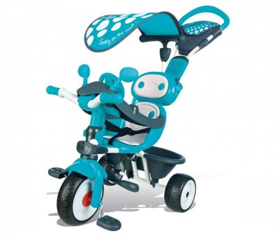 SIMBA BABY DRIVER COMFORT TRICYCLE BLUE